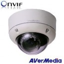 IP CAM DOME 1.3MP VANDALPROOF